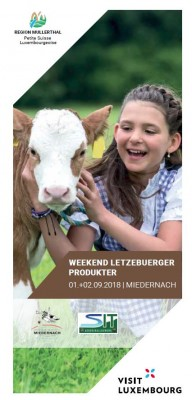 folder weekend Letz Produkter 2018 face